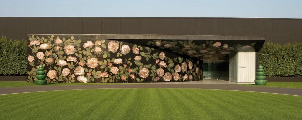 Glasmosaik Fliesen, Luxus Bäder Und Bad Design Von BISAZZA Aus Italien