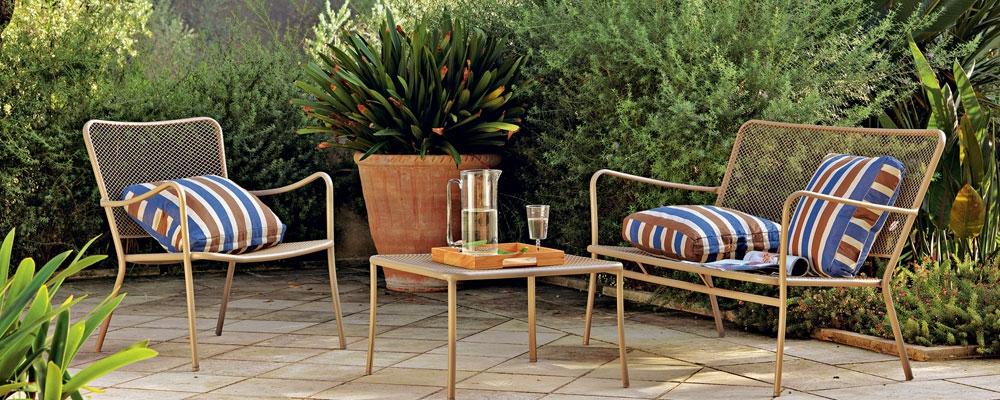 Gartenmöbel design  Gartenmöbel von Unopiú aus Italien VIP des Monats Juli | Lifestyle ...