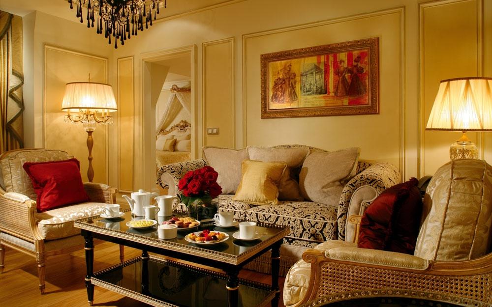 Hervorragend Interior Desgin, Innenarchitektur Für Luxus Hotels Von Angelo Cappellini  Aus Italien Presidential Suite Hotel Balzac