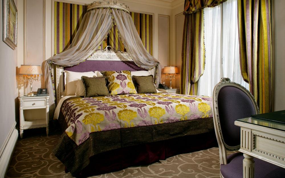 Interior Desgin, Innenarchitektur Für Luxus Hotels Von Angelo Cappellini  Aus Italien Royal Suite Hotel Balzac