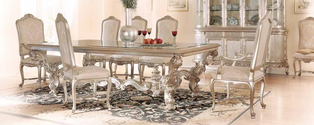 Luxus Esszimmer, Biedermeier Stühle, exklusive Sessel und Esstische ...