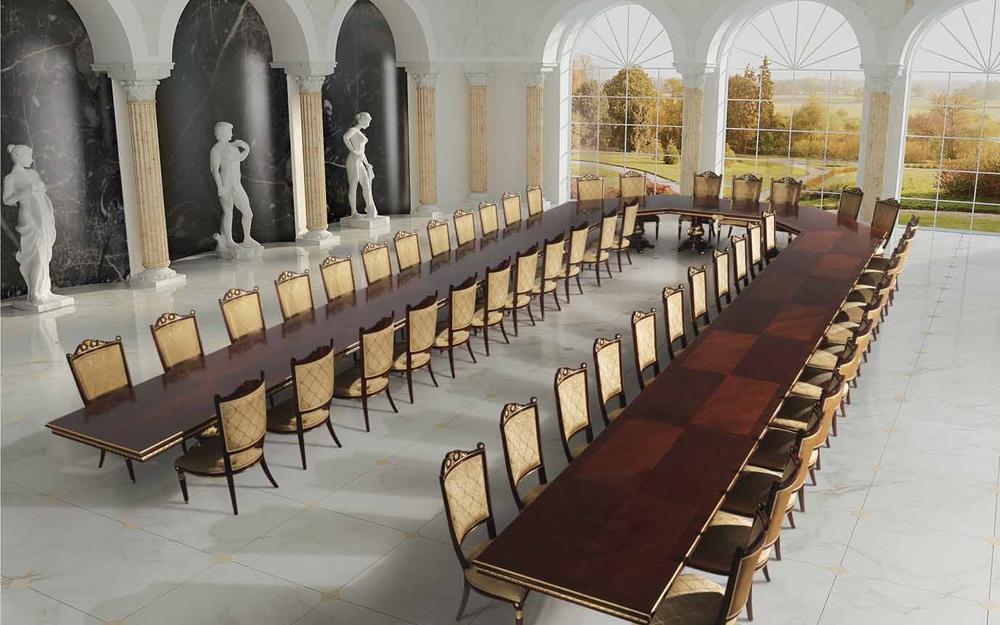 Atemberaubend Franzosische Luxus Einrichtung Barock Design Fotos ...