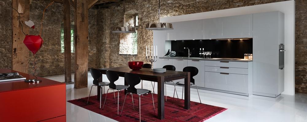 Einzeilige Küche warendorf küchen der küchenmeile 2011 lifestyle und design