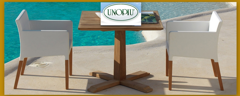 news f r 2012 von unopiu gartenm bel lifestyle und design. Black Bedroom Furniture Sets. Home Design Ideas