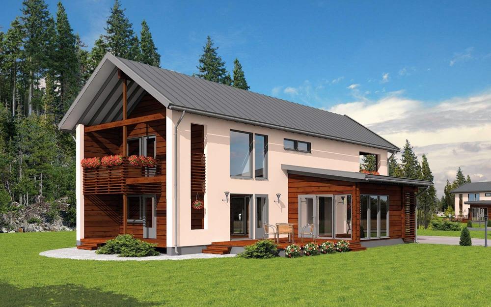 Lieblich HONKA Blockhäuser Baut Individuelle Häuser Für Deutschland. Haus Samba Von    Fusion™