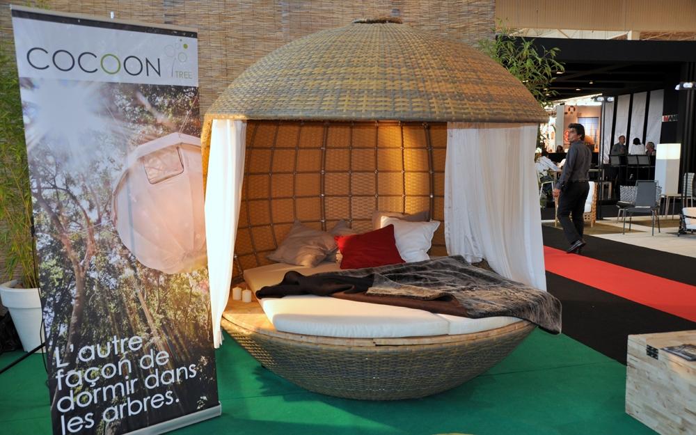 modernes bett design trends 2012, maison & objet in paris 2012, möbelmesse-trend und news ums, Design ideen