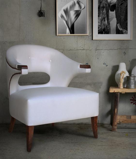 News, Sessel aus den USA von BRABBU  Lifestyle und Design