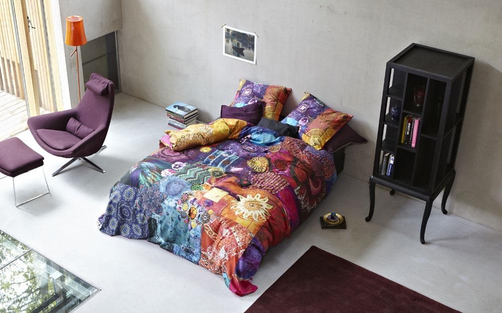 neue bettw sche von essenzia lifestyle und design. Black Bedroom Furniture Sets. Home Design Ideas