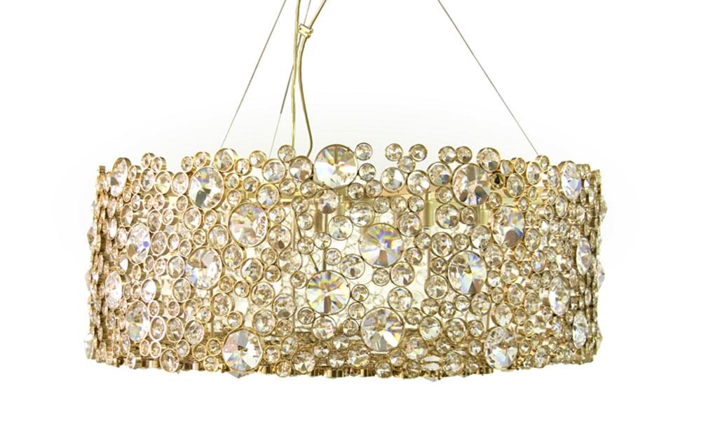 pin kristall tapete mit strasssteinen muster vip swarovski on pinterest. Black Bedroom Furniture Sets. Home Design Ideas