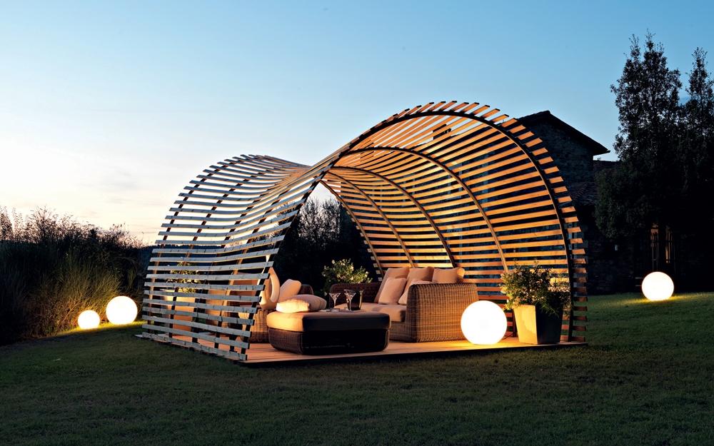 Sommer 2011 Gartenmöbel von Unopiú   Lifestyle und Design