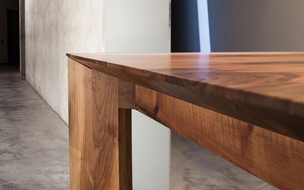 Massivholzmöbel tische  Erlesene Massivholzmöbel von Scholtissek | Lifestyle und Design