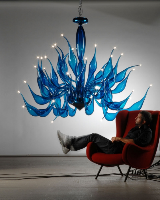 LU Murano, Kronleuchter aus Murano Glas   Lifestyle und Design