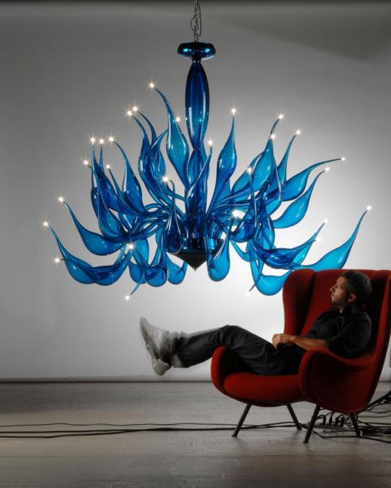 kronleuchter italienisches design. Black Bedroom Furniture Sets. Home Design Ideas