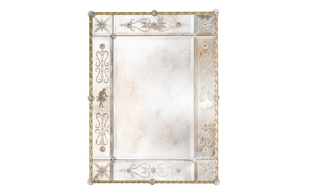 Kommoden von arte veneziana lifestyle und design - Italienische designer wandspiegel ...