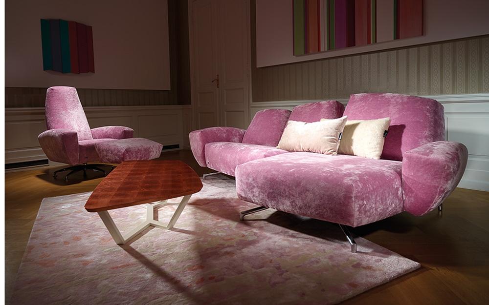 Die neuen Sofas der Gebrüder Bretz Herbst 2013   Lifestyle und Design