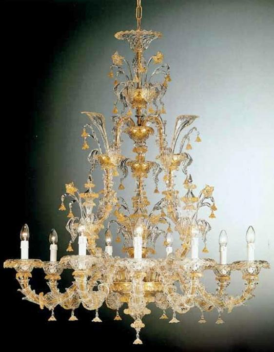 Lüster elegante lüster und kristall leuchter lifestyle und design