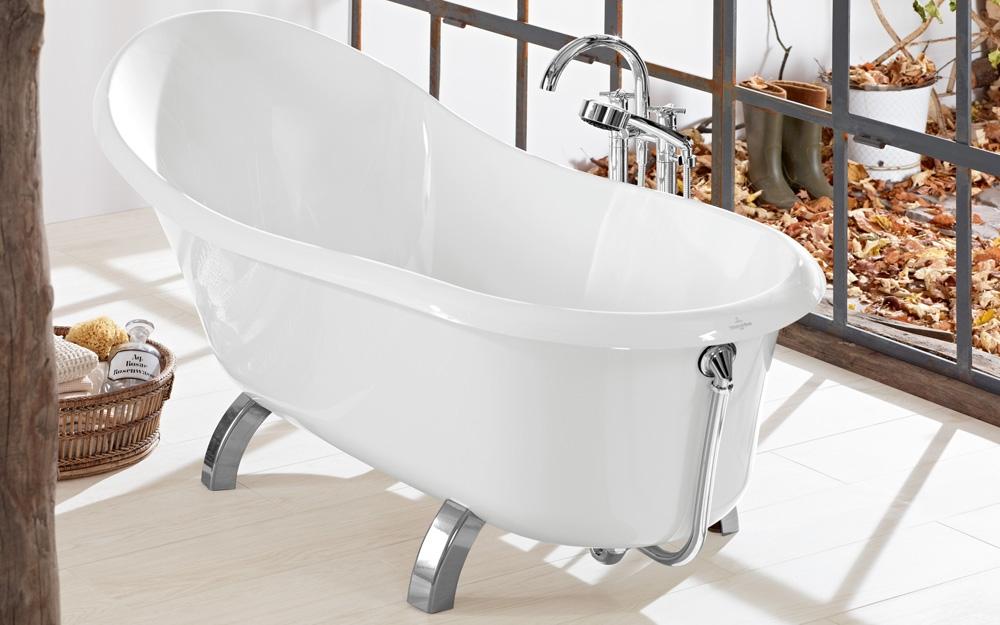 Die Badewannen von Villeroy & Boch | Lifestyle und Design