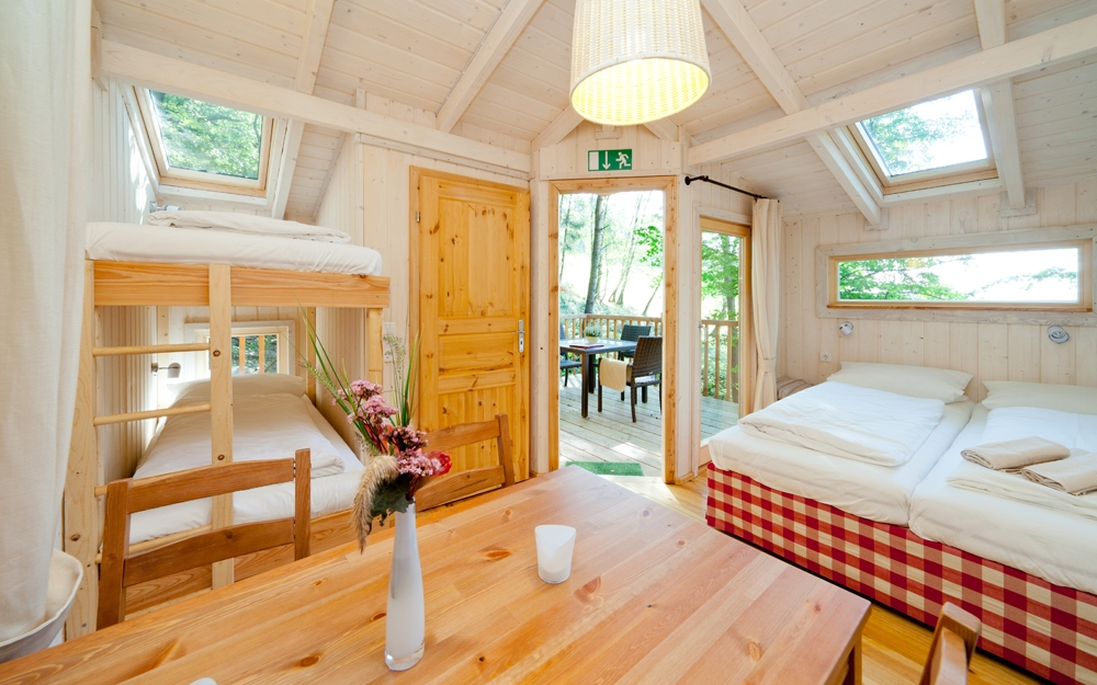 Das baumhaushotel urlaub in der natur lifestyle und design for Urlaub im designhotel