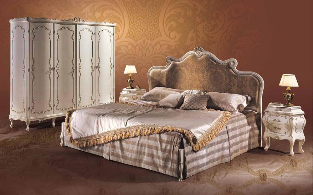 Schlafzimmer Paganini und Betten aus Italien von Angelo Cappellini ...