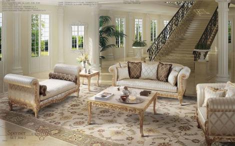Exklusive Sitzgarnitur Lifestyle Und Design
