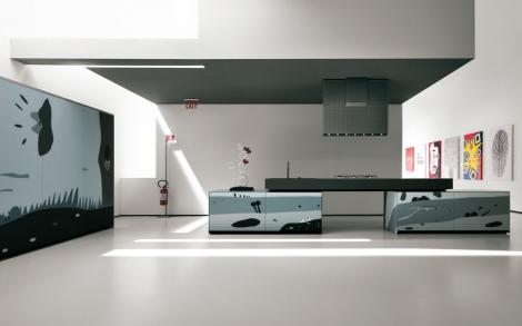 Moderne Luxus Küche, Küchen Design, italienische Küchen | Lifestyle ...