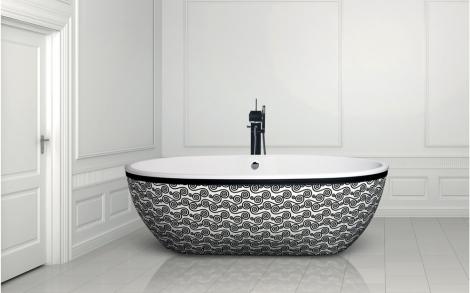 Modernes Badewannen Design von Aquamass | Lifestyle und Design