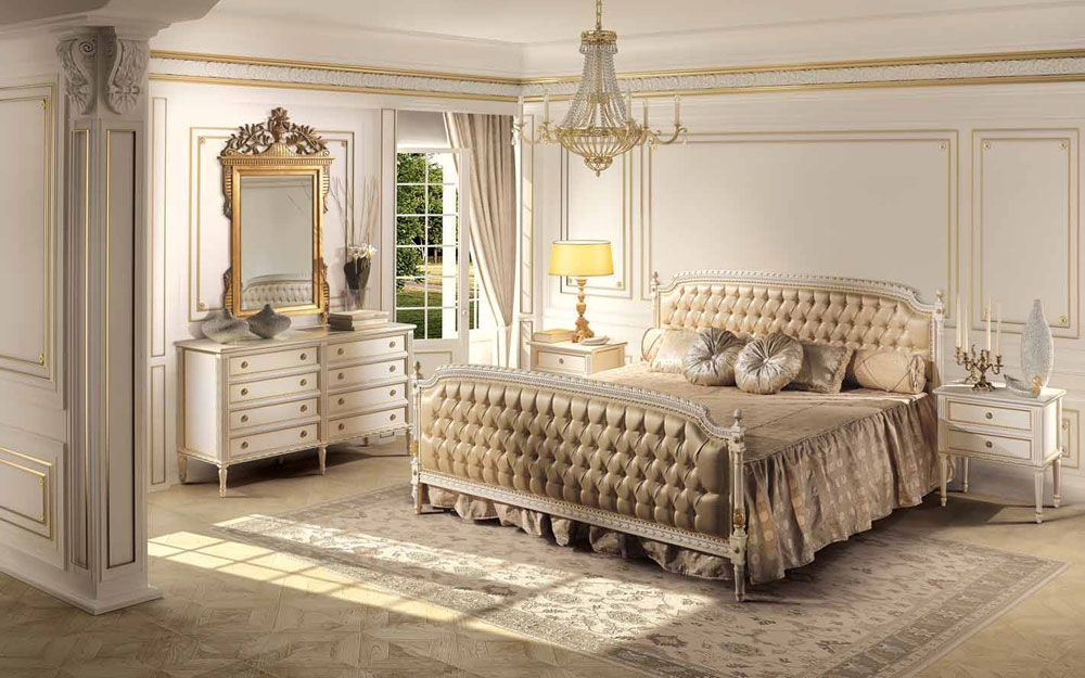 luxus schlafzimmer strauss des interior designer angelo cappellini lifestyle und design. Black Bedroom Furniture Sets. Home Design Ideas