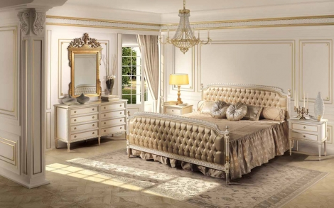 luxus schlafzimmer berlioz des interior designer angelo cappellini lifestyle und design. Black Bedroom Furniture Sets. Home Design Ideas