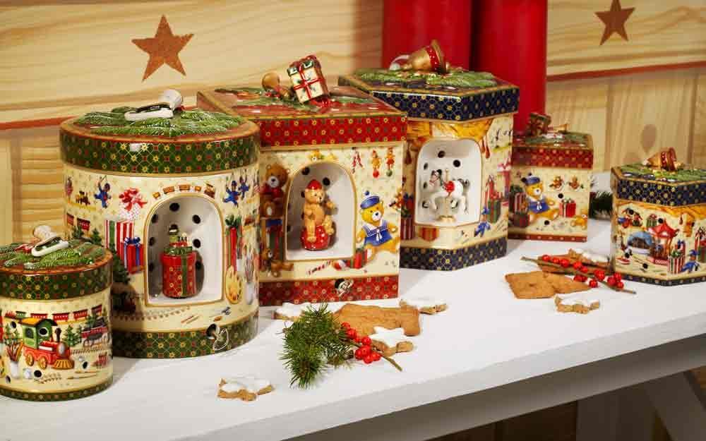 christmas toys von villeroy boch lifestyle und design. Black Bedroom Furniture Sets. Home Design Ideas