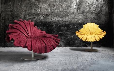 Gartenmoebel Designer Outdoormoebel Von KENNETH COBONPUE Sessel Bloom
