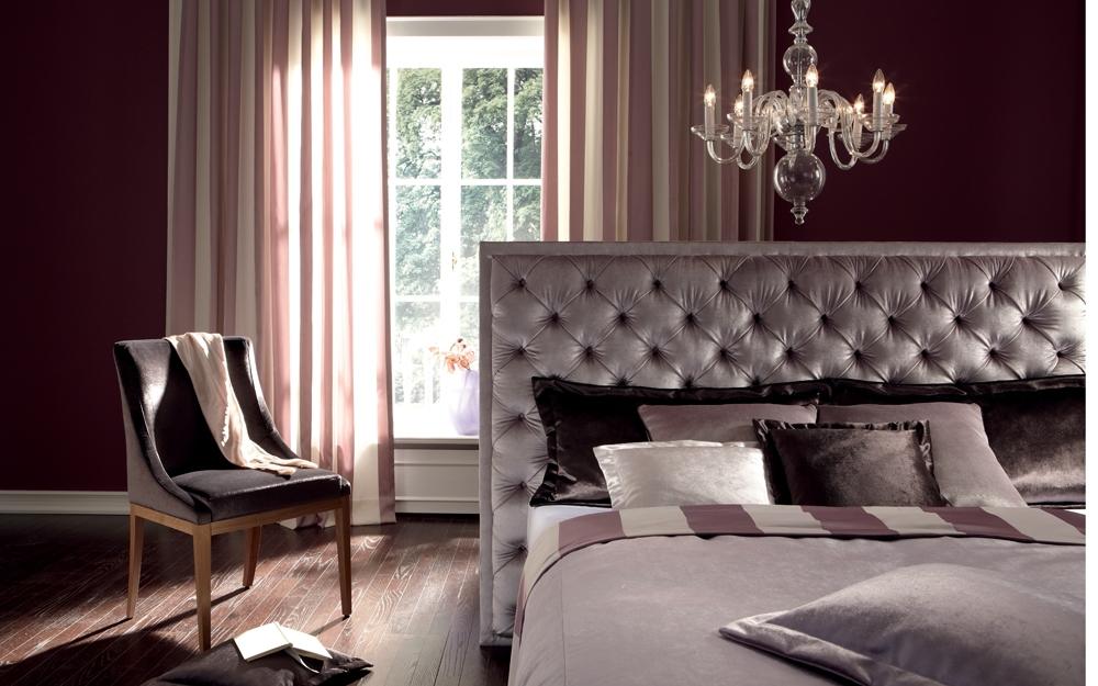 edle stoffe und gardinen von jab anstoetz als deko zum einrichten und wohnen lifestyle und design. Black Bedroom Furniture Sets. Home Design Ideas