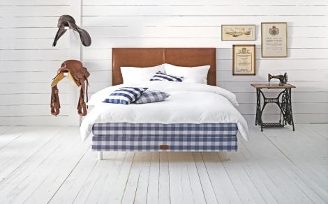 Luxusbetten im jugendlichem Design von Hästens   Lifestyle und Design
