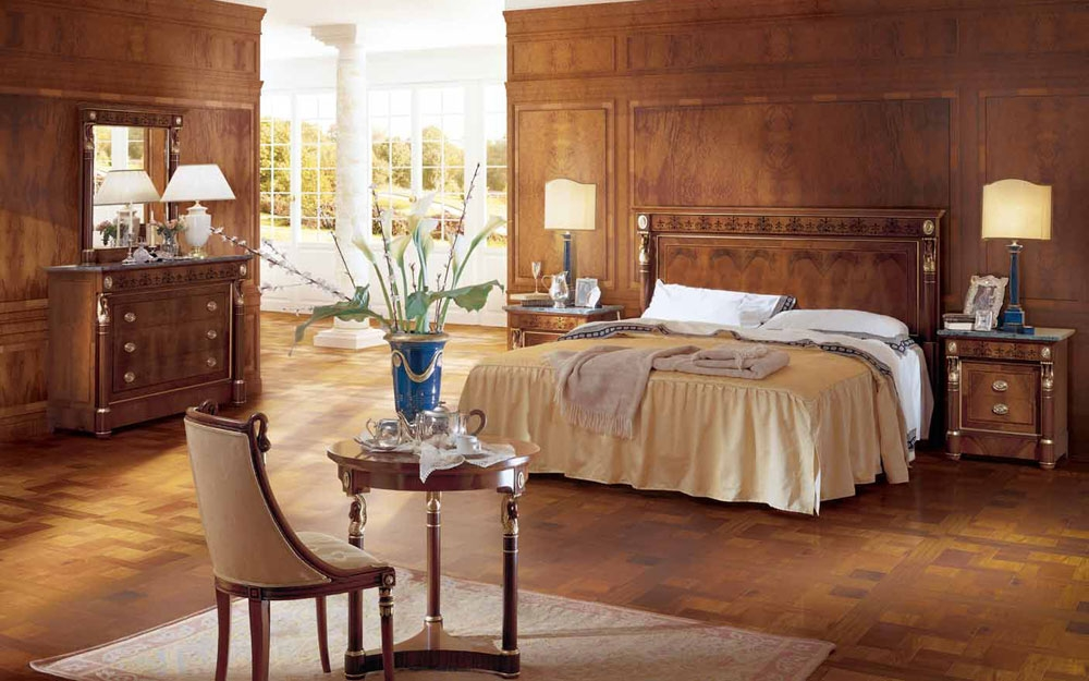 Luxus schlafzimmer boito und luxus betten aus italien - Exklusive schlafzimmer ...