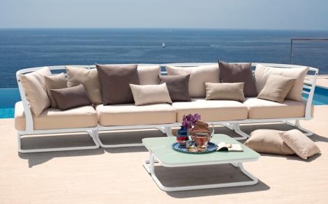 garten lounge möbel marcel von emu | lifestyle und design, Garten und Bauen