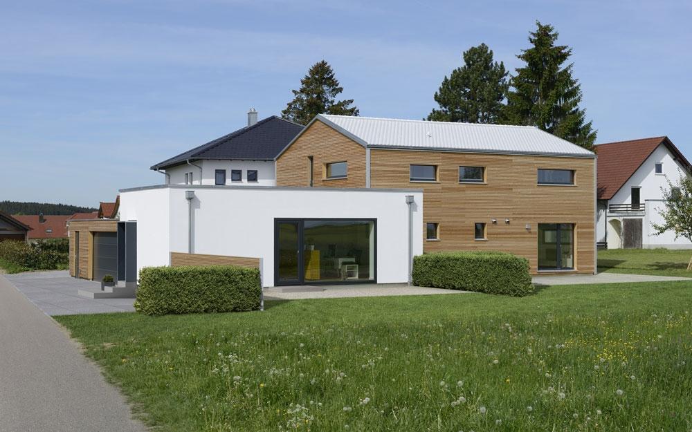 Design holzhaus  Design Holzhaus von Baufritz | Lifestyle und Design