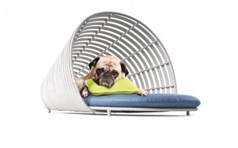 Designer Hundekörbchen Operetta | Lifestyle und Design
