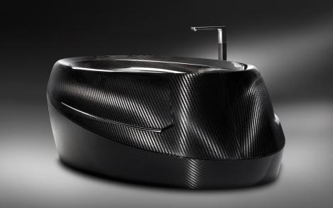 Luxus Badewanne Aus Carbon Lifestyle Und Design