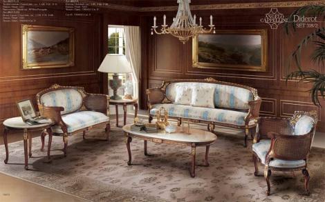 Luxus Stilmobel Sitzgarnitur Sessel Uns Tisch Lifestyle Und Design