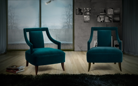 Sessel von BRABBU  Lifestyle und Design