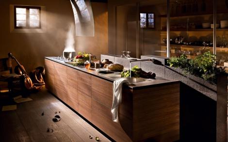 k chen design und luxus k chen von valcucine lifestyle. Black Bedroom Furniture Sets. Home Design Ideas