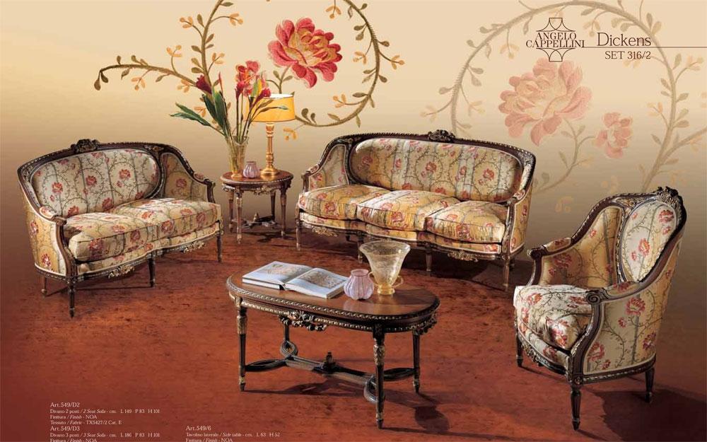 Exklusives Sofa und exklusive Sessel | Lifestyle und Design
