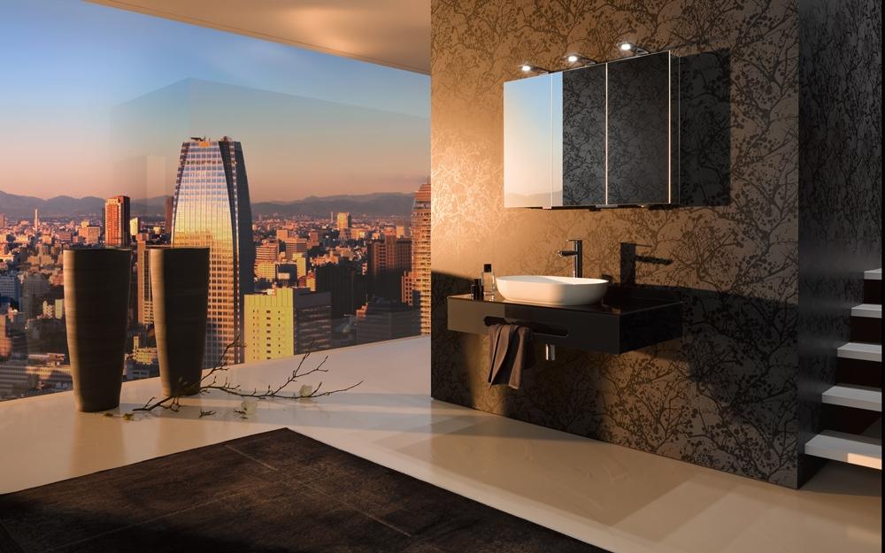 designer bad und baddesign von keuco lifestyle und design. Black Bedroom Furniture Sets. Home Design Ideas