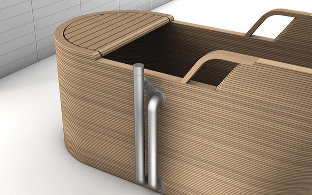 Luxus Badewanne Aus Holz ~ Das Beste aus Wohndesign und Möbel Inspiration