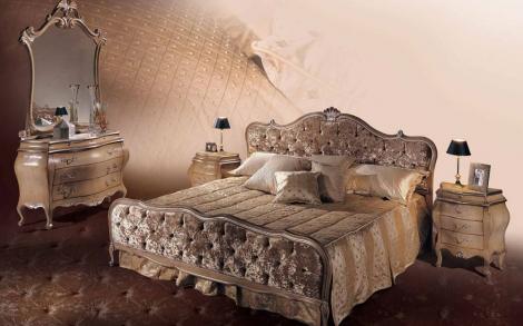 Luxus Schlafzimmer Puccini und Luxus Betten aus Italien | Lifestyle ...