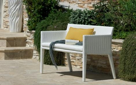 sitzbank sunlace von unopi lifestyle und design. Black Bedroom Furniture Sets. Home Design Ideas
