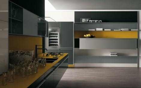 luxus k chen designer k chen k chen von valcucine lifestyle und design. Black Bedroom Furniture Sets. Home Design Ideas