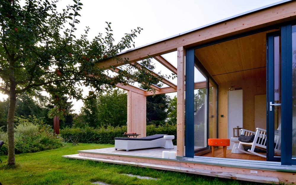 Luxus Gartenhaus Von Ettwein