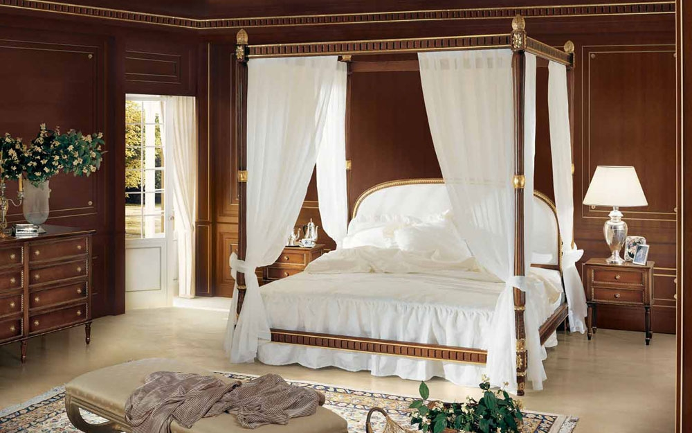 luxus schlafzimmer liszt und luxus betten aus italien lifestyle und design. Black Bedroom Furniture Sets. Home Design Ideas