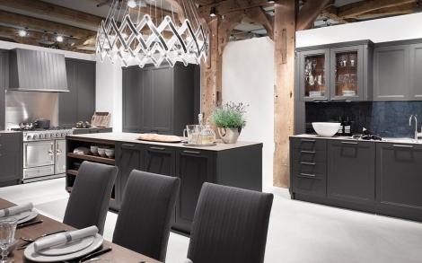 Landhausküche - American Style von Warendorf Küchen ...