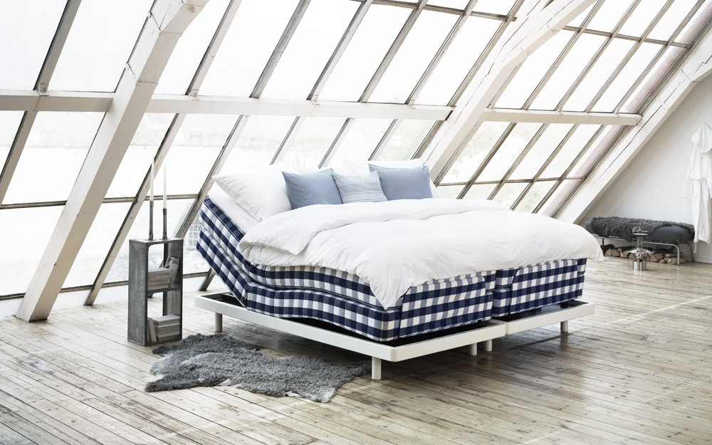 h henverstellbares luxusbett von h stens lifestyle und design. Black Bedroom Furniture Sets. Home Design Ideas